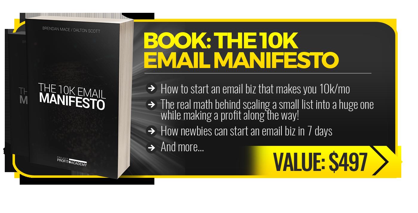 10 email manifesto