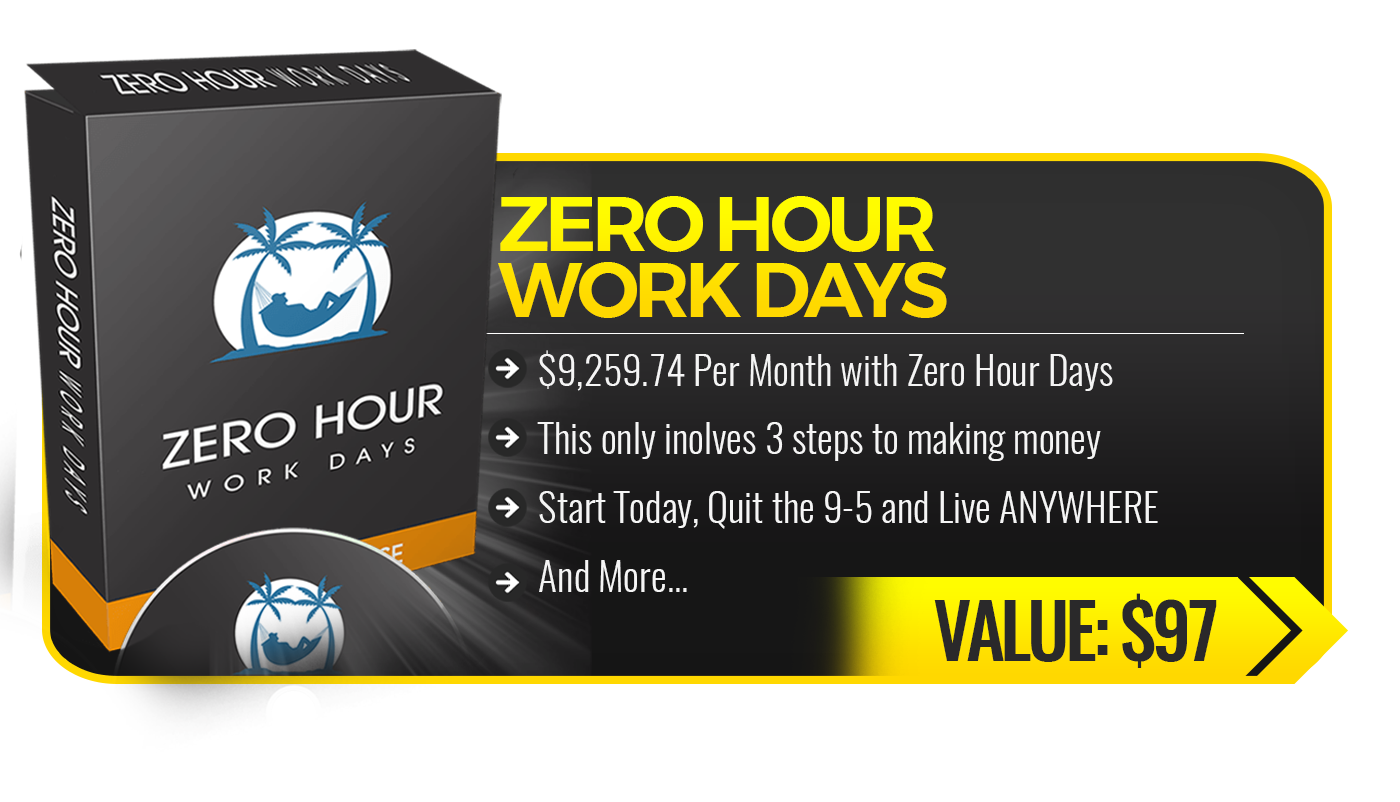 zero-hour work days